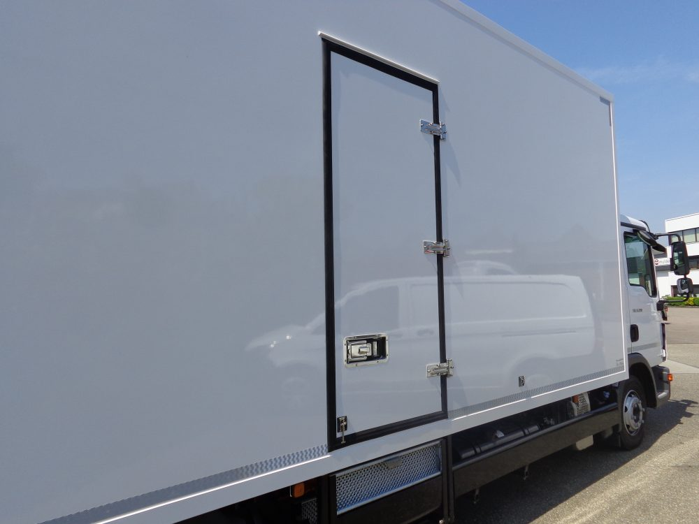 Vrachtwagen Theo Mulder BV