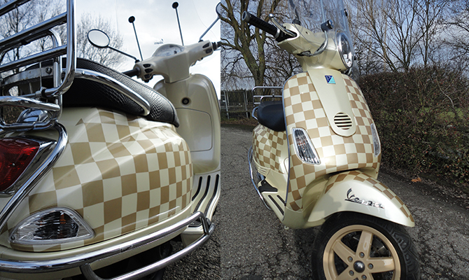 Autobelettering Bedrijfsauto Theo Mulder BV