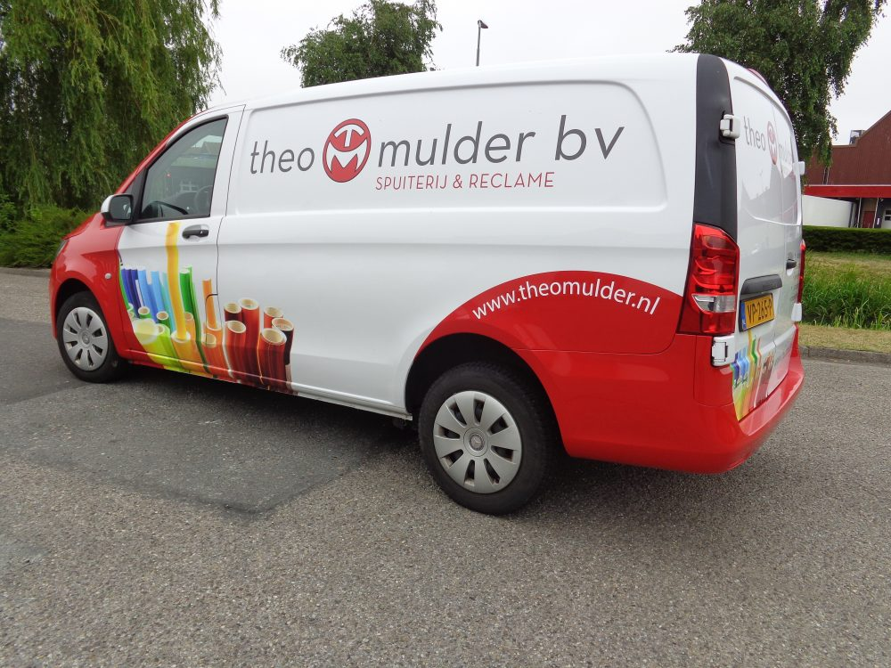 Autoreclame Theo Mulder BV