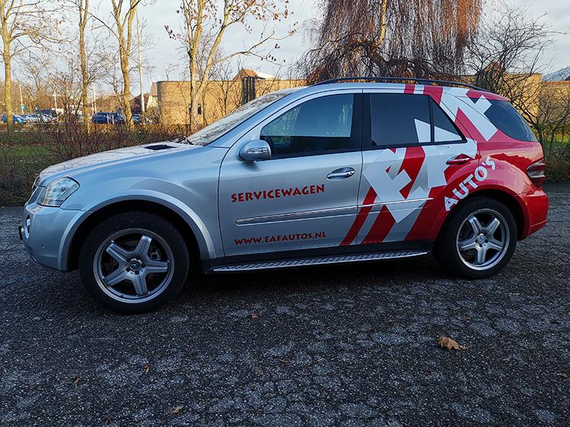 Carwrap Theo Mulder BV
